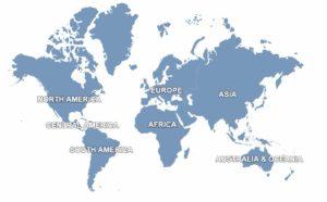 Phoseon worldwide sales