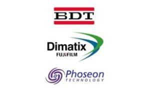 BDT Media Automation, Fujifilm Dimatix and Phoseon Technology