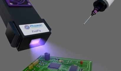 adhesive-curing-UV-LED