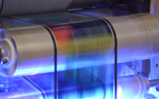 UV LED curing technology for Flexo Printing